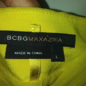 BCBGMaxAzria Tops - Bcbgmaxazria silk tank size L